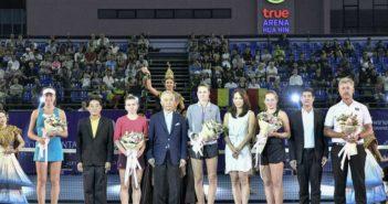 InterContinental World Tennis Thailand Championship 2017