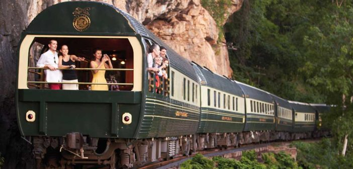 Luxurious Travel On The Eastern & Oriental