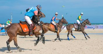 Passion and Elegance Displayed at the 9th Asian Beach Polo Championship