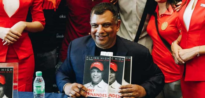 Air Asia's Tony Fernandes, Ripping Up The Rule Book