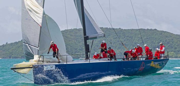 Cape Panwa Hotel Phuket Race Week