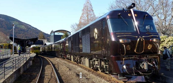 Riding The World's Most Luxurious Rails
