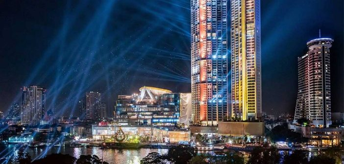ICONSIAM Opens In Appropriately Spectacular Fashion