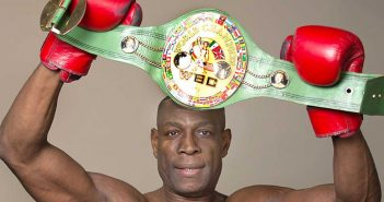 Frank Bruno, One Of Britain's  Most Be-Loved Sports Hero's