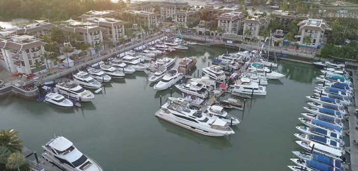 Thailand Yacht Show & Rendezvous Takes Place In Phuket