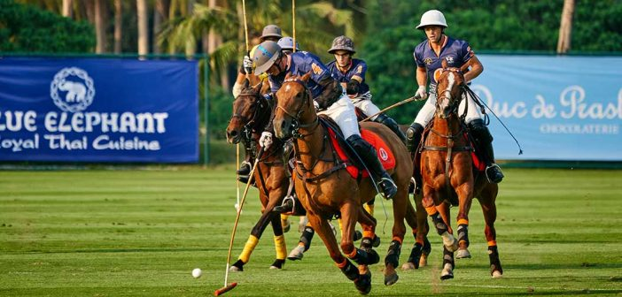 B.Grimm Thai  Polo Open 2019
