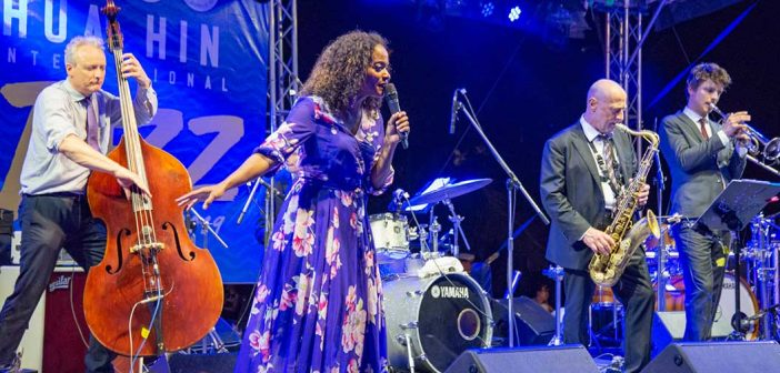 Music Flows At The 2019 Hua Hin International Jazz Festival