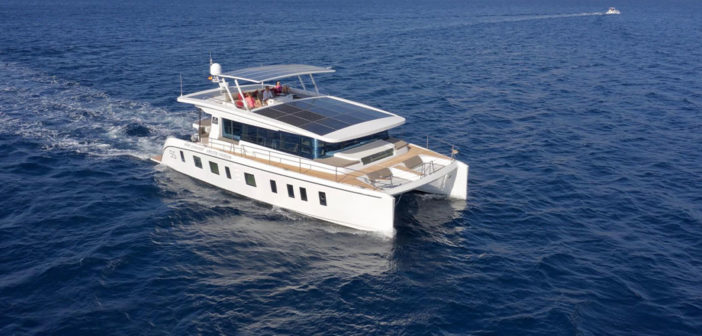 SILENT-YACHTS Unlimited Range With Zero Noise Or Fumes