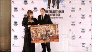 Mister National Universe - Press conferfence
