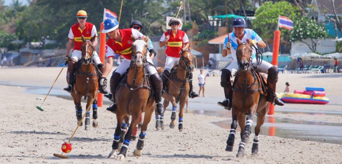 2017 Asian Beach Polo Championship