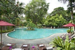 Hotel-Swimming pool