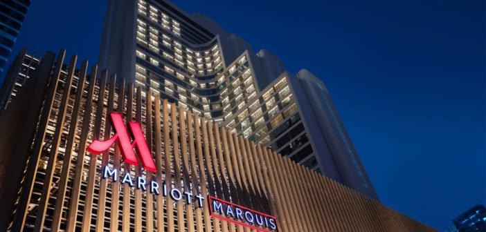 Let's Stay, Marriott Marquis Bangkok Queen's Park