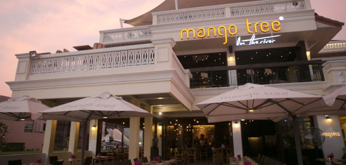 Let's Dine Bangkok, Mango Tree on the River