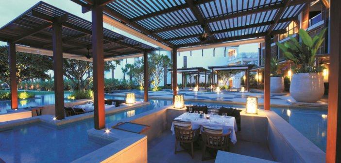 Let's Dine Hua Hin, Pirom, InterContinental Hua Hin Resort