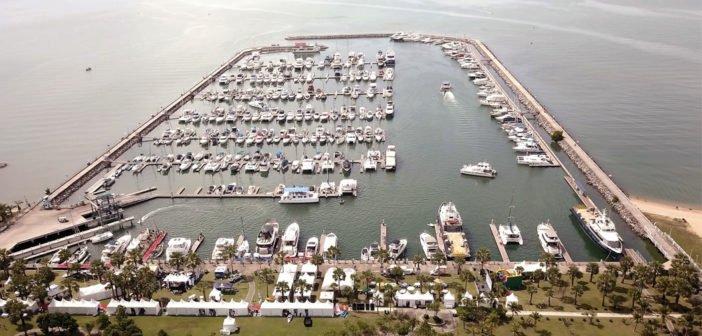 2017 Ocean Marina Pattaya Boat Show