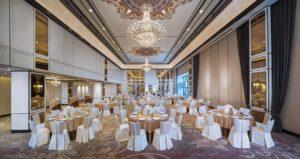Pimarn Siam Hall Ballroom Round Table