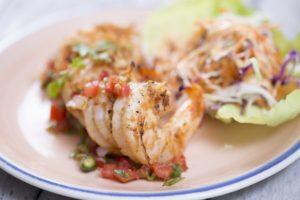 Shrimps Al Ajillo