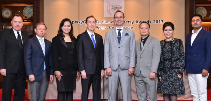 12th Thailand Property Awards 2017 Launched to Search Out the Country's Finest Real Estate