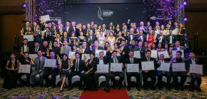 Thailand Property Awards 2017, Celebrating The Best Of The Best