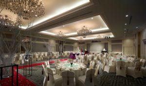 VA Macalister Ballroom - Western Wedding